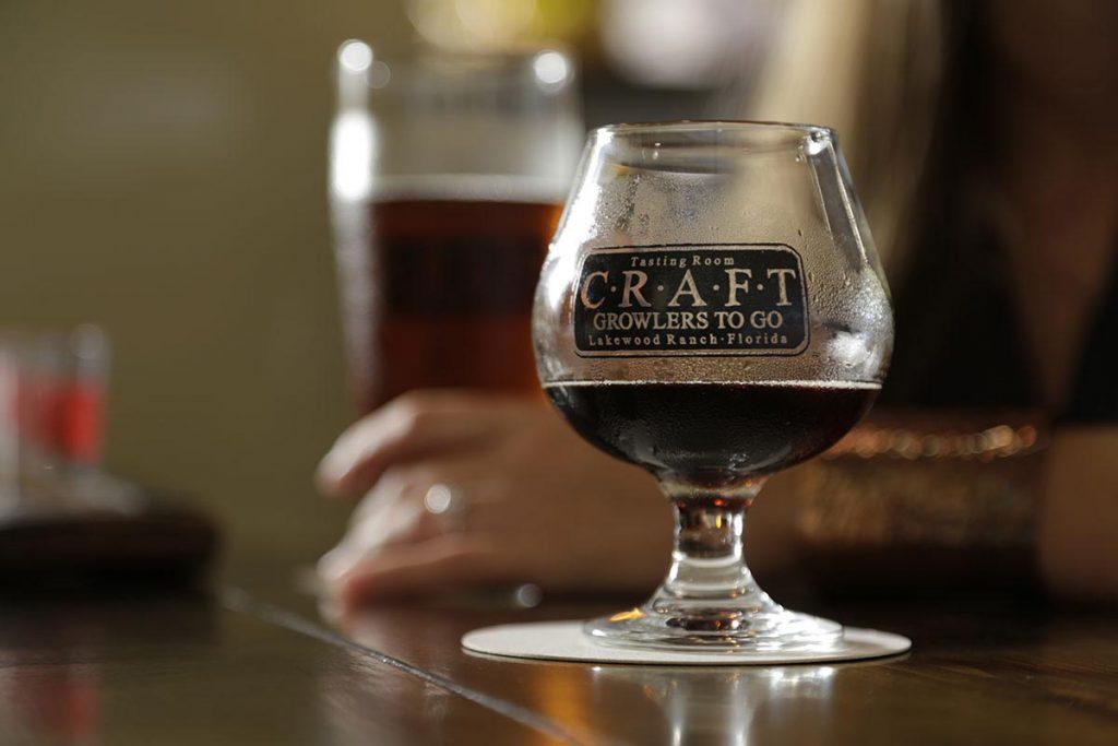 CGTG Gallery - Bar Craft Dark Beer - 941-822-8131-web