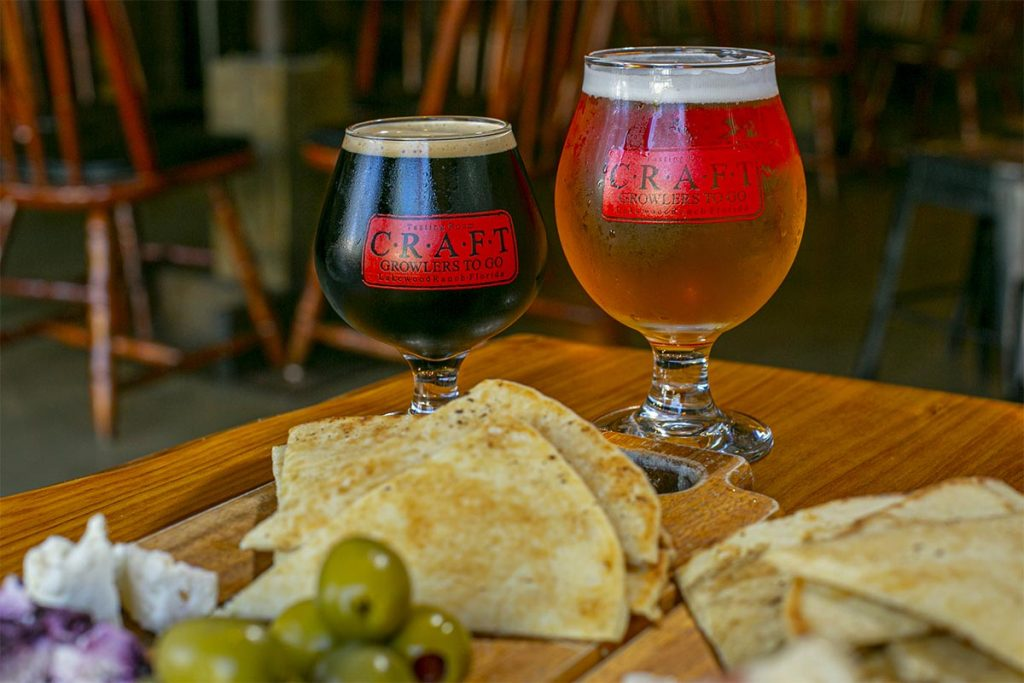 CGTG Gallery - Craft Beers and Quesadillas- 941-822-8131-web