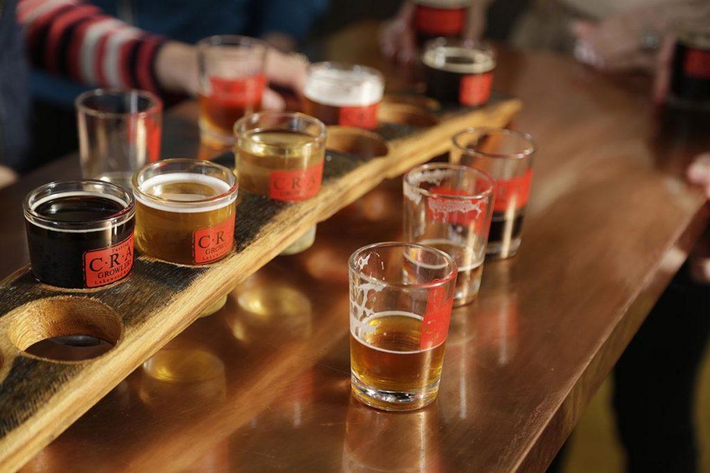 CGTG Gallery - Enjoy Large 15 Craft Beer Taster - 941-822-8131-web