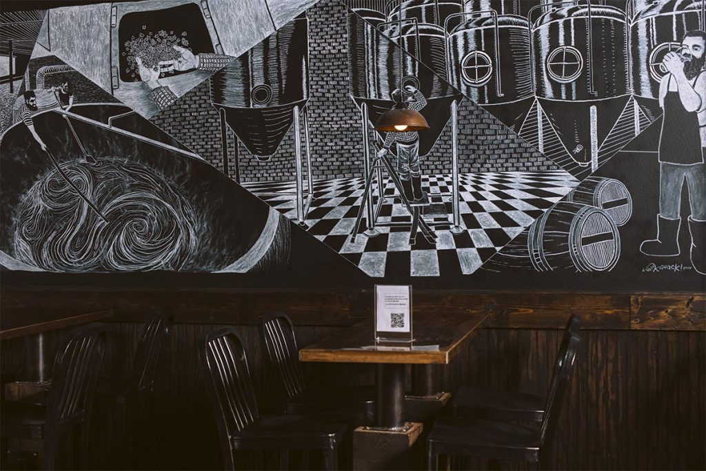 CGTG Gallery - Wall Mural _ Dining Tables - 941-822-8131-web